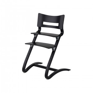 Leander High Chair Black