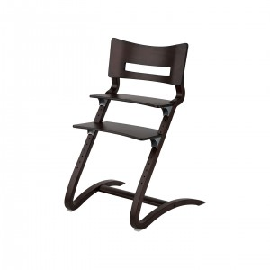 Leander High Chair Walnut