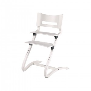 Leander High Chair White