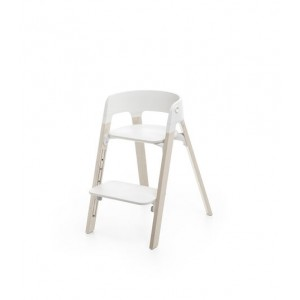 Stokke®  Steps™ - Whitewash Legs