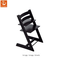 Stokke Tripp Trapp Chair - Black