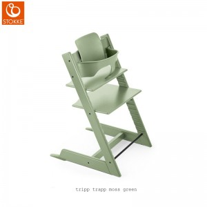 Stokke Tripp Trapp Chair - Moss Green