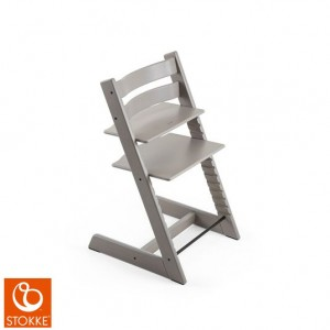 Stokke Tripp Trapp Chair - Oak Greywash