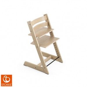 Stokke Tripp Trapp Chair - Oak Natural