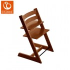 Stokke Tripp Trapp Chair - Walnut Brown