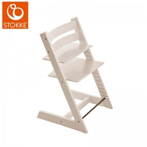 Stokke Tripp Trapp Chair - White Wash