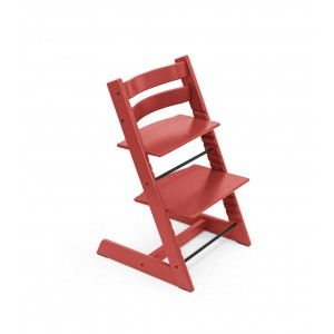 Stokke Tripp Trapp Chair - Warm Red