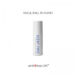 antibac2K Magicball in Hand - Scent Free