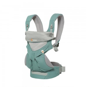 Ergobaby Carrier Four Position 360 - Cool Air Icy Mint