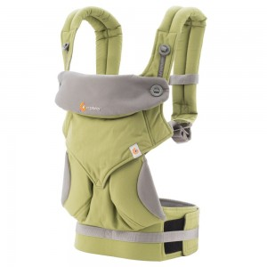 Ergobaby Carrier Four Position 360 - Green