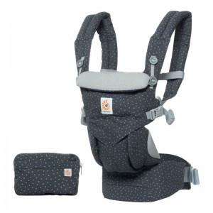 Ergobaby All-In-One OMNI 360 Baby Carrier - Starry Sky