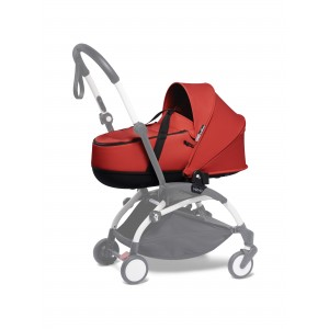 BabyZen Yoyo Bassinet - Red